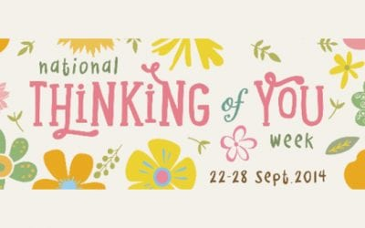 Press Release: 2014 Launch of National Thinking of You Week