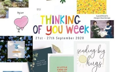 Press Release Sept 2020: Thinking of You Week