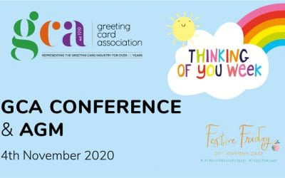 GCA 2020 Conference and AGM – buy your tickets now!