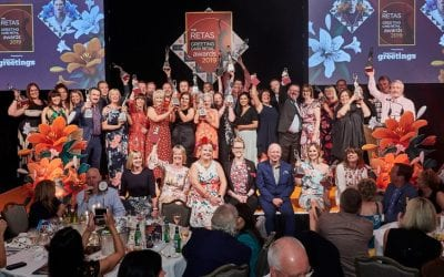 The greeting card industry retailer awards – the RETAS!