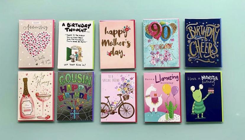 planit cards ltd  greeting card association