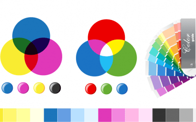 Preparing files for print part 4 – Colour Considerations (CMYK, Pantone, RGB)