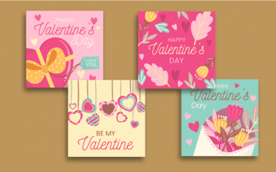 Why are Valentine's Day cards so popular?
